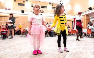 Mrňouskův karneval 2020